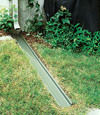 gutter drain extension installed in Goshen, New York