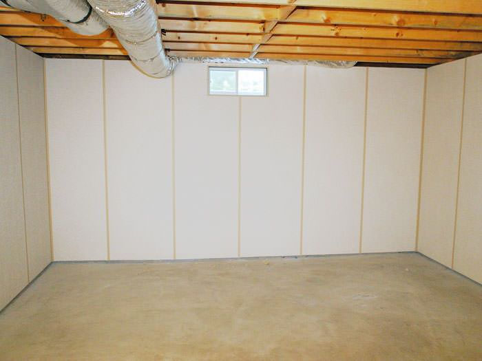 Insulated Basement Wall Panels Installed In New Windsor Middletown Poughkeepsie Basement Wall Panels For Insulation In Ny
