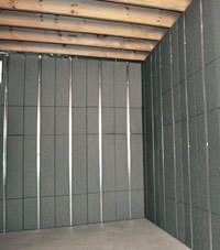 Thermal insulation panels for basement finishing in Newburgh, New York